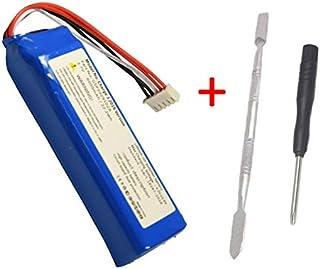 High Capacity Replacement Battery + Tool for JBL Charge 3 2016 Portable Speaker 6000mAh Li-Polymer JBL GSP1029102A Repair Power