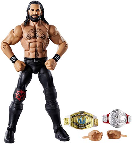 WWE Top Picks Seth Rollins Elite Collection Figure