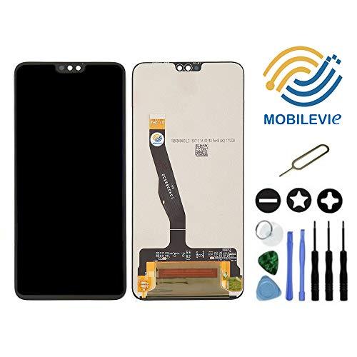 Mobilevie - Schermo LCD + vetro touch per Huawei Honor