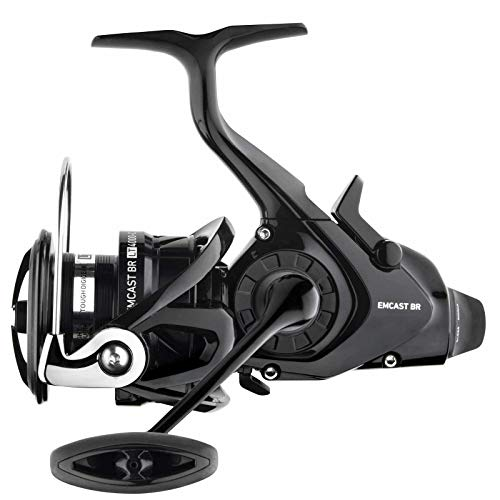 Daiwa ECLTBR2500 Emcast Bite & Run Spinning, 3 + 1, 5.2: 1, Multi
