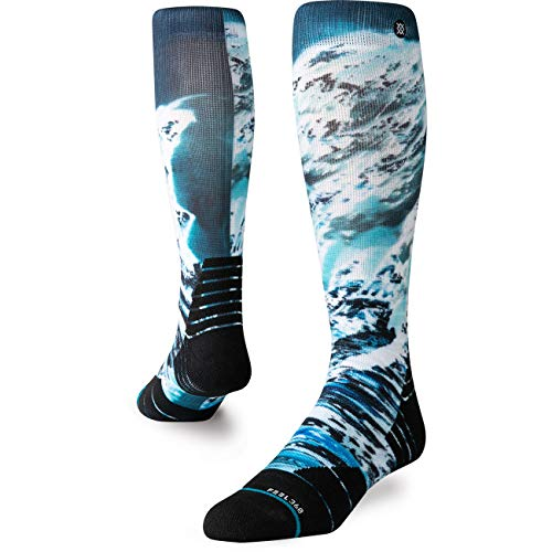 Stance Herren Socken BLUE YONDER SNOW, Größe:L, Farben:blue