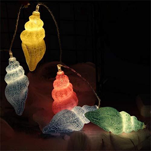 FBGood - Luces de Colores para decoración de Vacaciones, Cadena de luz...