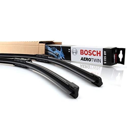 Bosch Aerotwin Juego de Limpiaparabrisas Delantero AR533S 3397118902
