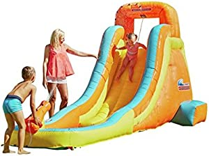 Inflatable Water Slide Chad Valley Exclusively Sunday Electronics
