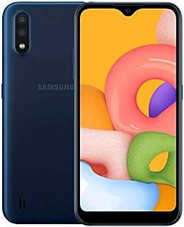 Samsung Galaxy A01 Dual SIM 16GB 2GB RAM 4G LTE (International Version) - Blue