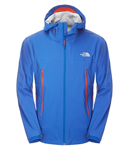 The North Face M Diad - Cortavientos para Hombre, Color Azul, Talla M