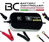 BC DUETTO - Caricabatteria 12V per batterie piombo/acido e litio LiFePo4