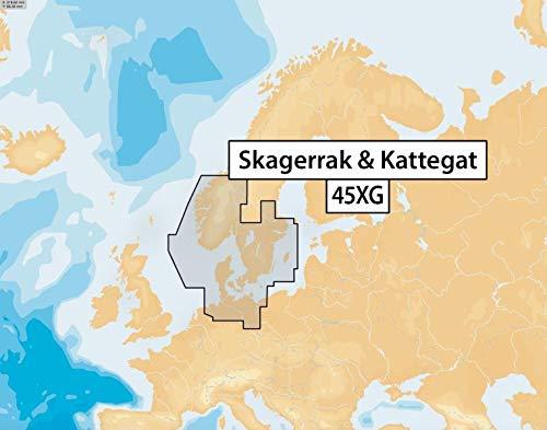 Navionics+ 45XG Update - SKAGERRAK & KATTEGAT - MSD