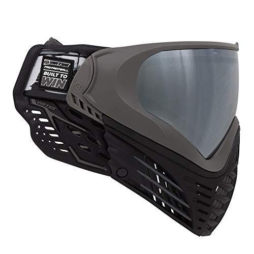 Virtue VIO Contour Thermal Paintball Goggles/Masks - Graphic Ice