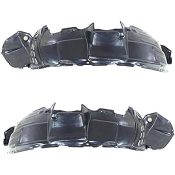 Inner Fender Splash Shield Front Set Of 2 LH /& RH Side Fits Lexus ES300 ES330