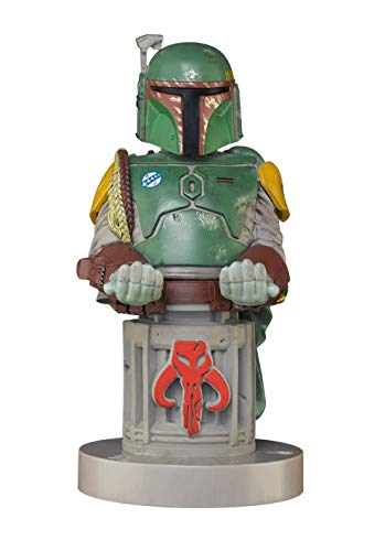 Cable Guy - Star Wars Boba Fett [Importación alemana]