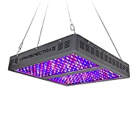Get a ViparSpectra 1200W LED grow light for growing cannabis on Amazon.com!