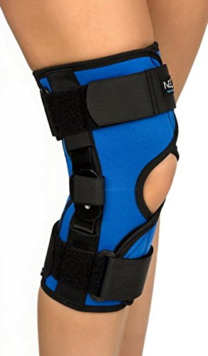 Stabilisator/Knieorthese mit Gelenkschienen K05 NEOX (XL)