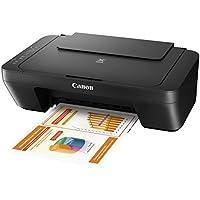 Canon PIXMA MG2555S 3IN1 Impresora de Chorro de Tinta 0727C026 A4/Colore