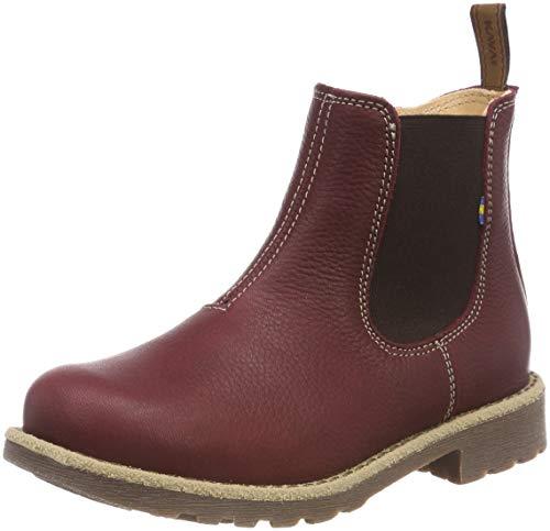 Kavat Unisex-Kinder Husum JR EP Chelsea Boots, Rot (Bordeaux 997), 32 EU
