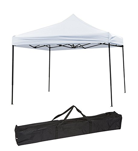 Trademark Innovations Portable Event Canopy Tent, 10 x 10-Feet