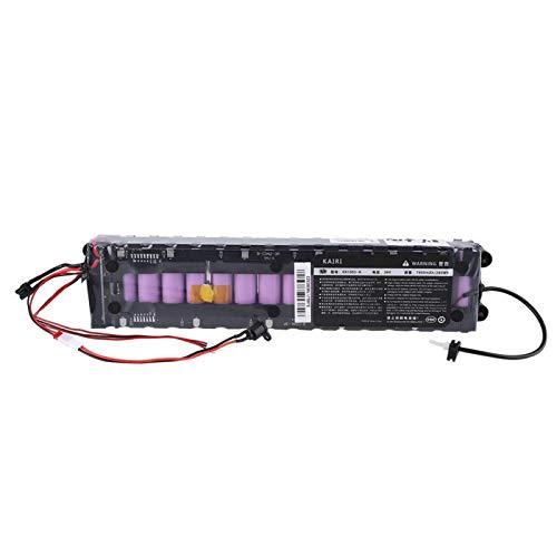 Batería de litio de ahorro de energía Paquete de batería de litio Scooter eléctrico Carga rápida duradera para scooter eléctrico