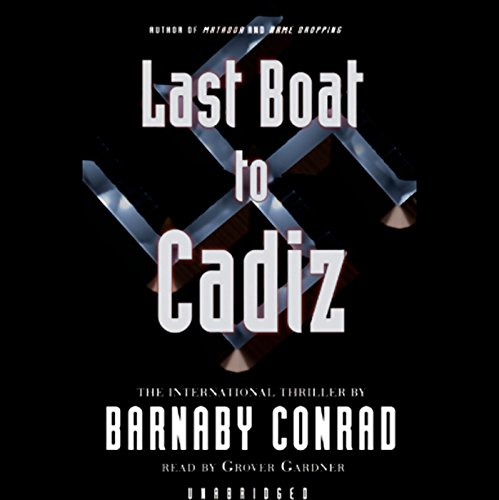 The Last Boat to Cadiz copertina