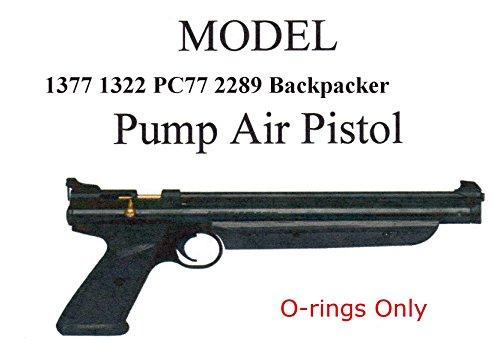 BP Crosman 1377 1322 2289 Bolt Action Tune-UP O-Ring Seal KIT