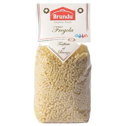 Brundu Pastificio, Fregola - Trafilata al Bronzo, Luxury Line, Fregula Sarda