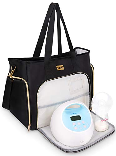 Breast Pump Bag Compatible for Spectra S1,S2,Madela,Lansinoh...