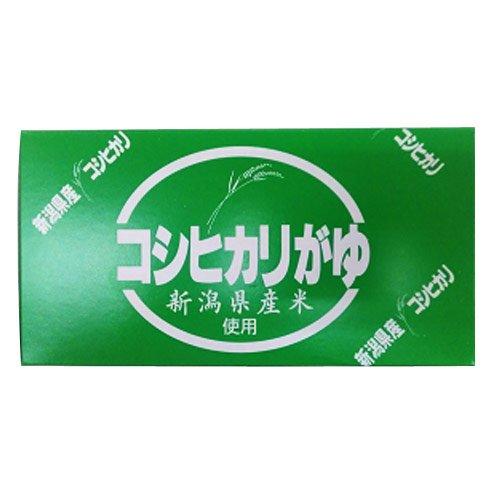 コシヒカリがゆ缶 280g×3缶パック 新潟県産米使用