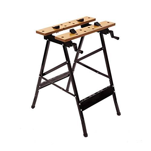 WORX WX051 31 x 25 pouces Pegasus Pliable Léger Table de travail et Tréteau