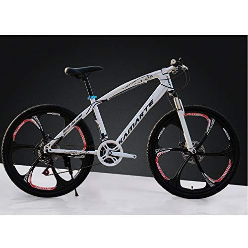 26-Inch 21/24/27 Speed Volwassene Mountain Bike, Fietsen variabele snelheid Fiets, Student Gift Fiets, Unisex