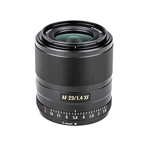 Viltrox 23mm F1.4 XF STM Autofokus APS-C Objektiv kompatible für Fujifilm X-Mount Kamera X-T3 X-T2 X-T30 X-T20 X-PRO2 X-H1 X-A