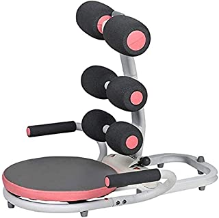 Ajustable Rocket Twister Ab Bancos abdominal de la aptitud for la Mujer, Adulto Total Body Toning Máquinas de ejercicios de entrenamiento de la aptitud Home Gym Equipment equipo de la aptitud, Color: