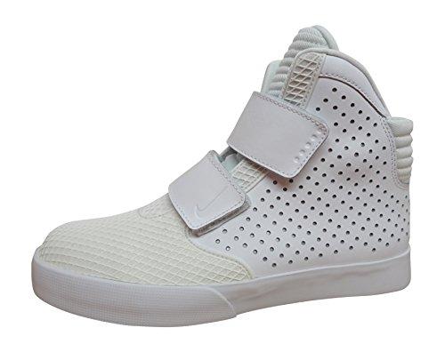 Nike Flystepper 2k3 Prm Scarpe da Basket da Uomo, (White White White 101), 40,5 EU