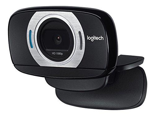 Webcam C615 HD Logitech HD Webcam C615 - Web-Kamera - Farbe - 1920 x 1080 - Audio - USB 2.0