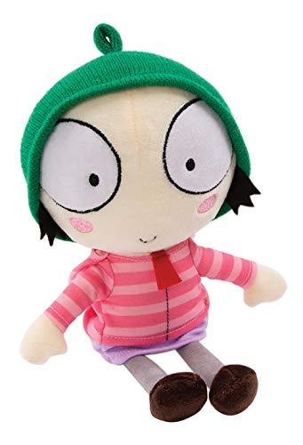 Sarah & Duck 1169 Soft Toy-Sarah, Multi