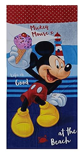 Mickey Mouse - Toalla de playa 70 x 140 cm