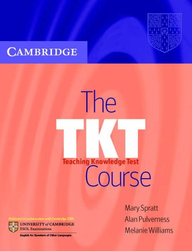 The TKT Course: Teaching Knowledge Test