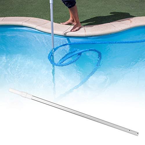 Socobeta Poolstaaf, telescopische Pol verstelbare professionele aluminium telescopische paal voor zwembad voor snelle reiniging
