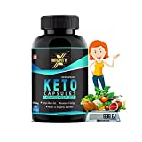MightyX KETO Advanced Weight Loss Capsules, FAT Burner Supplement, keto diet supplements |