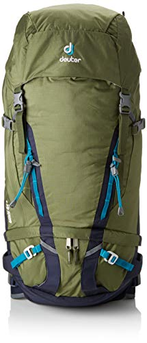 Deuter Guide Sac à dos alpin Taille unique Kaki-Navy