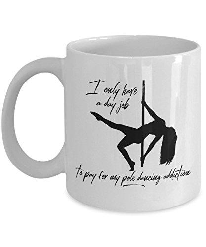 Pole Dance Gifts - Coffee Mug for Pole Dancers (11 ounces)