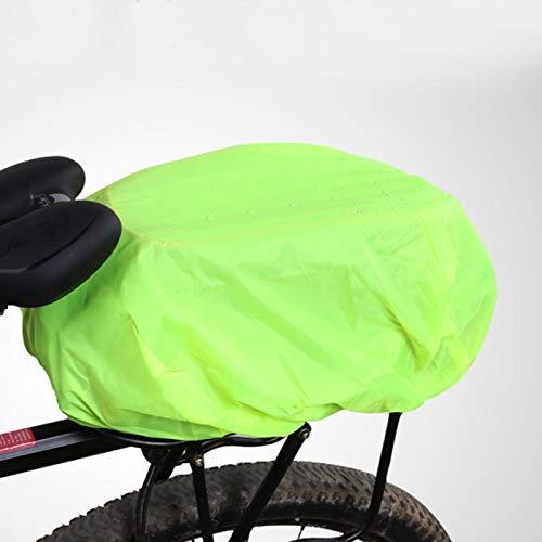 FECAMOS 66Cm / 25.98In con Cordón Bolsa de Bicicleta Plegable Funda A Prueba de Polvo Seda Impermeable, para Mochila