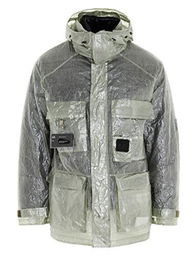 Luxury Fashion   Cp Company Herren 09CMOW162A005828A605 Grün Polyamid Jacke   Herbst Winter 20