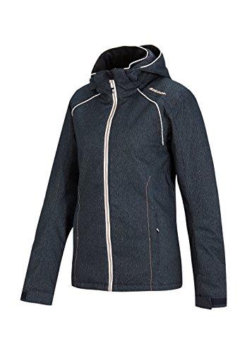 Ziener Damen TEILA Lady (Jacket ski) Skijacke, Denim, 40