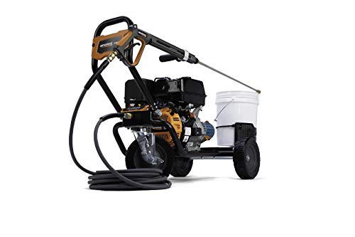 Generac G0088730 4200PSI 4.0GPM Power 49-State/CSA Commercial Pressure Washer, Orange, Black