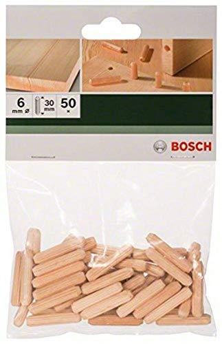 Bosch Dübel (50 Stück, Ø 6 mm)