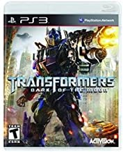 Activision Blizzard Inc, Transformers:Dark of the Moon (Catalog Category: Videogame Software / PS3 Games)