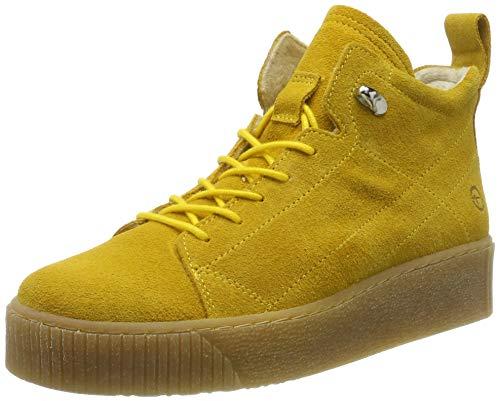 Tamaris Damen 1-1-25258-23 Sneaker, Gelb (Saffron 627), 37 EU