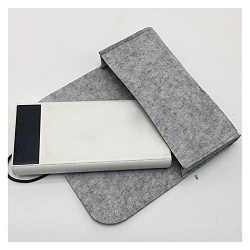 ONETOTOP Control Remoto Caddy Caddy Cama de Cama Almacenamiento Organizador Soporte de Cama Bolsillos Bed Pocket Sofá Organizador Pockets Titular del Libro (Color : Gray 02)