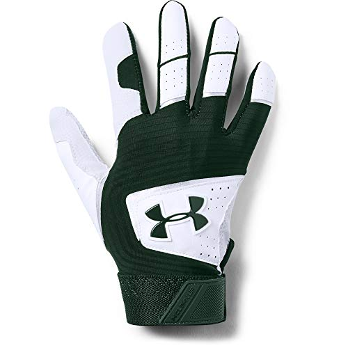 Under Armour Boys' Youth Clean Up 19 Baseball Glove, Forest Green (301)/Forest Green, Youth Medium