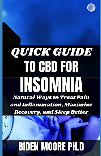 QUICK GUIDE TO CBD FOR INSOMNIA: Natural...