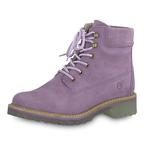 Tamaris Woms Boots Größe 39 Violett (Viola)